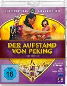 Aufstand in Peking (Blu-ray), Blu-ray Disc