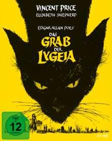 Das Grab der Lygeia (Blu-ray & DVD im Mediabook), 1 Blu-ray Disc und 1 DVD