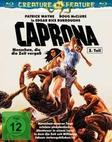 Caprona 2 - Menschen, die die Zeit vergaß (Blu-ray), Blu-ray Disc