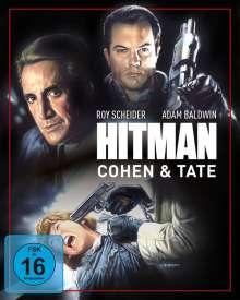 Hitman - Cohen & Tate (Blu-ray & DVD im Mediabook), 1 Blu-ray Disc und 2 DVDs