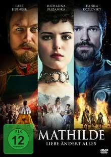 Mathilde - Liebe ändert alles, DVD