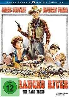 Rancho River, DVD