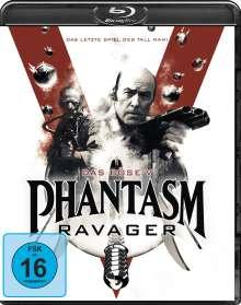 Phantasm V - Ravager: Das Böse V (Blu-ray), Blu-ray Disc