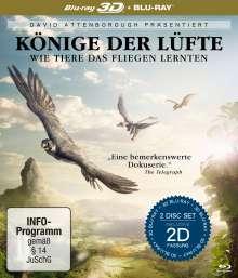 David Attenborough: Könige der Lüfte (3D & 2D Blu-ray), 2 Blu-ray Discs