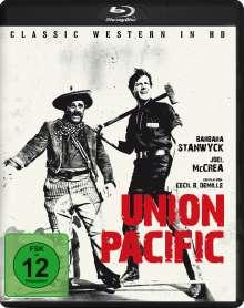 Union Pacific (Blu-ray), Blu-ray Disc