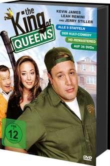 King Of Queens Season 1-9 (Komplette Serie), 36 DVDs