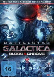 Battlestar Galactica: Blood & Chrome, DVD