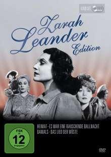 Zarah Leander Edition, 4 DVDs