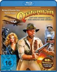 Quatermain - Auf der Suche nach dem Schatz der Könige (Blu-ray), Blu-ray Disc
