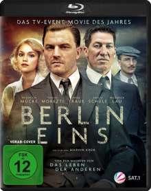 Mordkommission BERLIN 1 (Blu-ray), Blu-ray Disc