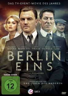 Mordkommission BERLIN 1, DVD