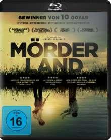 Mörderland (Blu-ray), Blu-ray Disc
