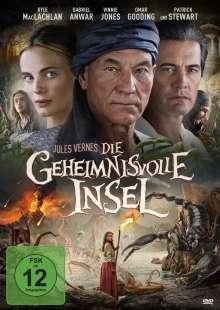 Jules Verne: Die geheimnsivolle Insel, DVD