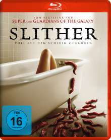 Slither (Blu-ray), Blu-ray Disc