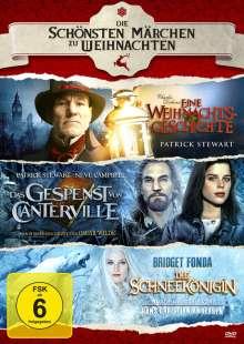 Die schönsten Märchen zu Weihnachten, 3 DVDs