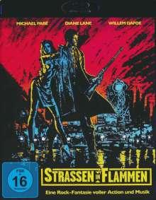 Straßen in Flammen (Blu-ray), Blu-ray Disc