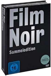 Film Noir Sammeledition (7 Filme auf 7 DVDs), 7 DVDs