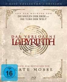 Das verlorene Labyrinth (Special Edition) (Blu-ray), 3 Blu-ray Discs