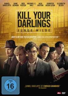 Kill Your Darlings, DVD