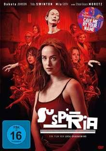 Suspiria (2018), DVD
