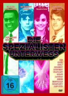 Die Spezialisten unterwegs, 5 DVDs
