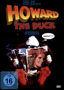 Howard The Duck - Ein tierischer Held, DVD