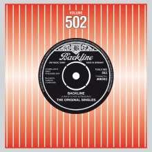 Backline Volume 502, 2 CDs