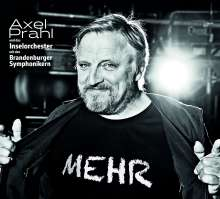 Axel Prahl: Mehr, CD