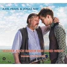 Filmmusik: Woher auch immer der Wind weht, CD