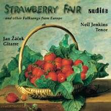 Neil Jenkins - Strawberry Fair, CD