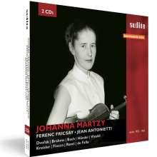 Johanna Martzy - Portrait, 2 CDs