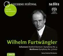 Robert Schumann (1810-1856): Symphonie Nr.4, 2 Super Audio CDs