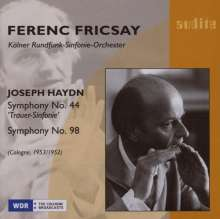 Ferenc Fricsay - Legendary Recordings, CD