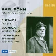 Karl Böhm - Legendary Recordings I, CD