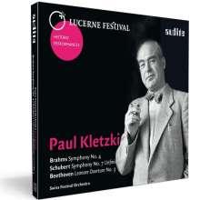 Paul Kletzki - Lucerne Festival, CD
