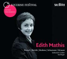Edith Mathis - Selected Lieder, CD