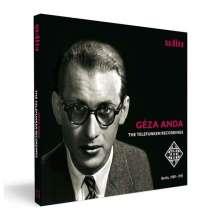 Geza Anda  - The Telefunken Recordings, CD