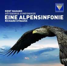 Richard Strauss (1864-1949): Alpensymphonie op.64 (180g), LP