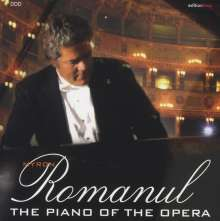 Myron Romanul - The Piano of the Opera, CD