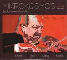 Vidor Nagy - Mikrokosmos, 1 CD und 1 DVD