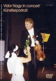 Vidor Nagy in Concert, 2 DVDs