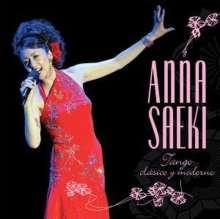 Anna Saeki: Tango Clasico Y Moderno, 2 CDs