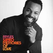 Myles Sanko: Memories Of Love (Limited Edition) (Pink Vinyl) (exklusiv für jpc!), LP