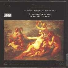 Arcangelo Corelli (1653-1713): Sonaten op.5 Nr.7-12 f.Flöte & Cembalo, CD