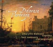 Amaryllis Dieltiens - Dolorosa Partenza, CD