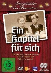 """Ein Kapitel für sich (Teil 2 zu """"Tadellöser und Wolff""""), 2 DVDs"""