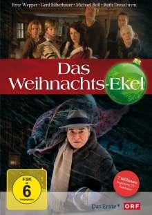 Das Weihnachts-Ekel, DVD