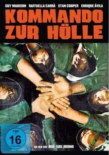 Kommando zur Hölle, DVD