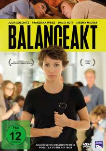 Balanceakt, DVD