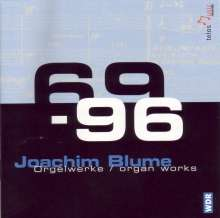 Joachim Blume (1923-2002): Orgelwerke, 2 CDs